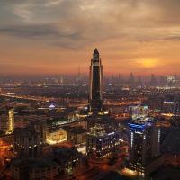 Sofitel Dubai The Obelisk, hotel in Bur Dubai, Dubai