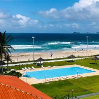 Duplex pé na areia Praia Brava