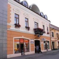 Hotel Steve, отель в городе Липтовски-Микулаш