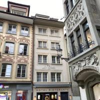 Altstadt Hotel Le Stelle Luzern, hotel in Lucerne