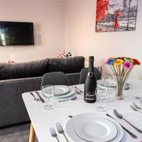 Modern and Comfortable Apartment - sleeps 4, hotel Buryben
