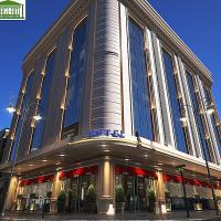 ISTANBUL AIRPORT EXPRESS PLUS HOTEL, hotel near Istanbul Airport - IST, Istanbul