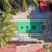 Hotel Siesta De Goa, отель в Варке