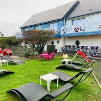 Contact hôtel - Motel Les Bleuets, отель в городе Онфлёр