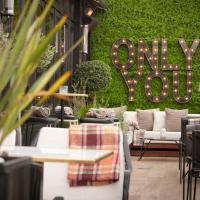 Only YOU Hotel Atocha, hotel di Madrid