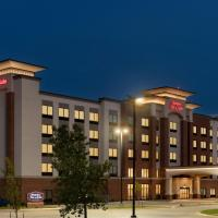 Hampton Inn & Suites Norman-Conference Center Area, Ok, Hotel in Norman