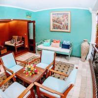 2 Bedrooms Vintage Apartment 10 - balcony,private kitchen,livingroom,pool