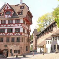 Messe-Apartment -Nürnberg