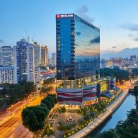 Hotel Boss (SG Clean), hotell i Singapore