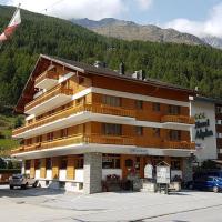 Hotel Krone, отель в городе Зас-Грунд
