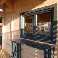 Holiday Home in Saint Laurent en Grandvaux on a Slope