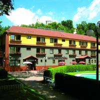 Hotel Milan Vopicka, hotel v Hluboké nad Vltavou