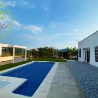 Kali-Mali Casa de campo Eco-friendly Malinalco