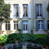 Apartment with 2 bedrooms in Beziers with enclosed garden and WiFi 16 km from the beach