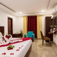 Hotel Rainbow Tower Airport Rd, hotel near Rajiv Gandhi International Airport - HYD, Shamshabad