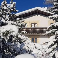 Tgampi saura 395 Rü, hotel in Lenz
