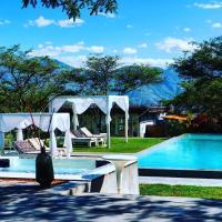 Tunas & Cabras Hotel, hotel em Ibarra