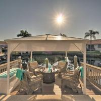Luxe Punta Gorda House with Hot Tub and Pool Access!, Hotel in der Nähe vom Flughafen Charlotte County - PGD, Punta Gorda