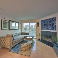 Cap Hill Condo with View, Walk to Light Rail!, hotel in Capitol Hill, Seattle