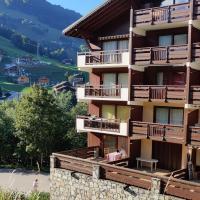 Appartement typique de montagne 3pièces en plein coeur de village