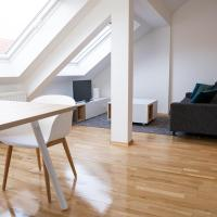 FULL HOUSE Studios - Design Apartment - NETFLIX, WiFi inkl