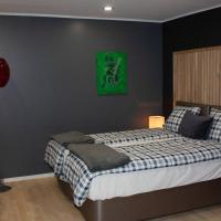 Leilighet med 3 soveplasser nær Hanatrappene, hotell på Sandnes