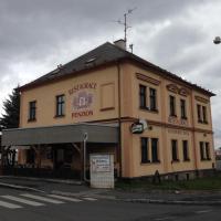Restaurace a Penzion Klatovský Dvůr, hotel a Klatovy