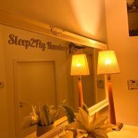 Sleep2Fly Hamburg-Airport, hotel near Hamburg Airport - HAM, Hamburg