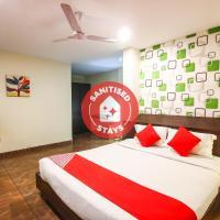 Capital O 18592 M Hotel, отель в городе Kondapur