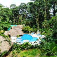 Cariblue Beach and Jungle Resort, hotel in Puerto Viejo