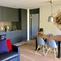 Beautiful Sunny New 1 Bed Apt (2.5Zim). Ski in/out