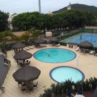 Segurança e conforto na Praia Brava a 100 do mar - Condomínio Curimã