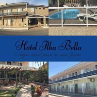 Hotel Ilha Bella, hotel in Capão da Canoa