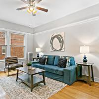 1BR Explore Town or Walk to the Beach, Loyola Park, hotel in Rogers Park, Chicago