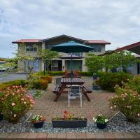 Aachen Place Motel, hotel in Greymouth