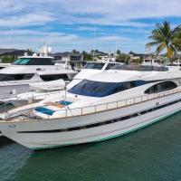 Million dollar Luxury 90ft yacht in Gold Coast!