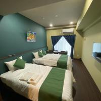 HOTEL Fit in Miyakojima、宮古島のホテル