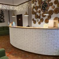 Hotel-restaurant Smereka, отель в Святогорске
