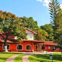 Acampamento VIPS, hotel in Salto de Pirapora