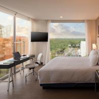 Hampton by Hilton Santa Cruz、サンタ・クルス・デ・ラ・シエラのホテル