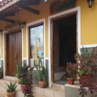 Pousada Pico Da Vila, hotel em Vale do Capão