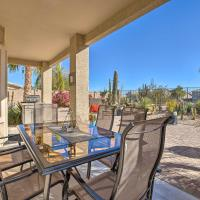 San Tan Valley Home with Patio on Golf Course!