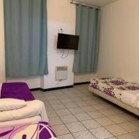 LES MILLES ET UNE NUIT, hotel in Saint-Charles, Marseille