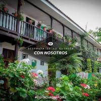 Hotel Kuelap, hotel in Chachapoyas