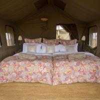 Pumzika Classic Safari Camp, hotel in Banagi