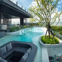X2 Vibe Pattaya Seaphere, отель в городе На Джомтьен