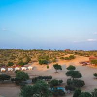 Rohida Luxury Desert Safari Camp Osian, hotel in Osiān