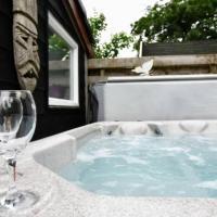 Vakantiehuis Mon Repos met jacuzzi en sauna