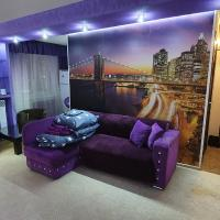 Apartment on Leninskiy Prospect, 43, отель в Норильске