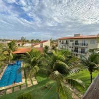 Apartamento na Praia da Taíba Frente Mar, hotel in São Gonçalo do Amarante